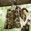 Міс Українська Діаспора одягла камуфляж та закликає підтрумувати армію