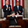 Порошенко у Конгресі США попросив надати Україні зброю