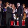 Стівен Харпер виступив перед українцями Канади
