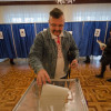 Як голосували українці в Польщі (Фото)
