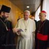 Папі Франциску передали книгу листів дітей українських емігрантів