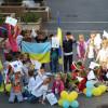 Маленькі українці Італії написали листи воякам у зону АТО