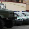 35 броньовиків отримали від США українські прикордонники