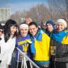 Українські красуні в США подолали забіг на 5 км, щоб підтримати армію (Відео)