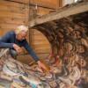 Дружина Збіґнєва Бжезінські присвятила свою скульптуру Майдану