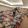Українці в Естонії зібрали понад 50 тон теплого одягу і взуття
