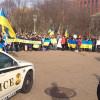 Українці під вікнами Обами вимагали зупинити терор Путіна