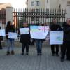 У Тбілісі відбулася акція солідарності з Україною