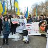 У Варшаві пікетували посольство РФ – вимагали зупинити агресію