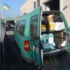 Українці з Італії передали вже четвертий автомобіль для армії