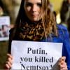 Українці Португалії звернулися до Путіна: «Ти убив Бориса Нємцова»