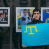 """Стоп """"терор-раша"""": у Варшаві підтримали український Крим"""