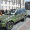 Українці з Англії передали розвідникам в АТО позашляховик