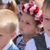 У Сімферополі учні однієї зі шкіл одягли вишиванки на останній дзвоник