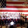 Український хор заспівав на військовому балі в Чикаго
