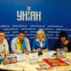 Співачка Бужинська зібрала в Європі €7,5 тисяч для сиріт війни