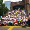 У Токіо більше півтори сотні людей вийшли на марш вишиванок
