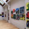 У Брюсселі відкрили виставку картин бійців АТО
