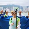 Українці Гонконга першими відзначили День Вишиванки