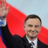 Майбутній президент Польщі вболіває за українське «Дніпро»