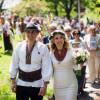 На весіллі в Канаді замість квітів дарували гроші українським бійцям – зібрали $16500