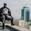 Київські альпіністи у костюмах супергероїв розчулили онкохворих діток