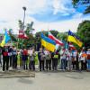 На підтримку Савченко українці пікетували посольство Росії у Латвії