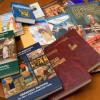 Українці по всій країні зібрали 14 тисяч книг для військових