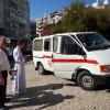 Українці Португалії купили «швидку» для добровольців