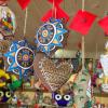 На різдвяному ярмарку у Відні представлені українські іграшки
