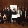 Українську волонтерку відзначили на державному рівні у Словаччині