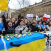 Лондонці згадають події Революції Гідності благодійною виставою