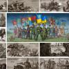 Художник показав у захопливому календарі, як українці бились за рідну землю