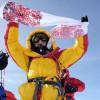 Друга українська альпіністка підкорила Еверест із вишитим рушником