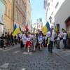 Марш вишиванок вперше відбувся у Празі