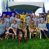Марафонці у Чикаго підтримали українських військових