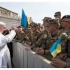Папа Франциск благословив українських військових