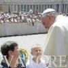 Папа Франциск благословив хворого на рак українського хлопчика