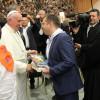 Папа Римський благословив український цирк «Кобзов»