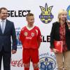 Два українських школяра потраплять на майстер-клас зірки іспанського футболу
