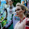 Караванська представила у Львові колекцію, присвячену Анні Ярославівні