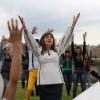 У Львові зняли кліп на україномовну версію гімну Світового Дня Молоді