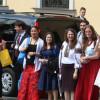 Українські паломники пообідали з Папою Римським