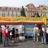 Українці Чехії зібрали кошти на операційний стіл для військового шпиталю на Волині