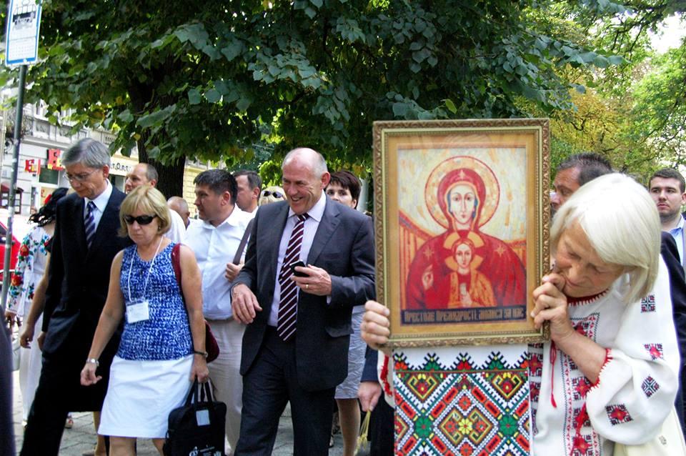 Світовий Конгрес Українців, Львів