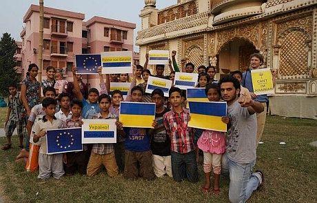 Індія. Фото @LaLviv
