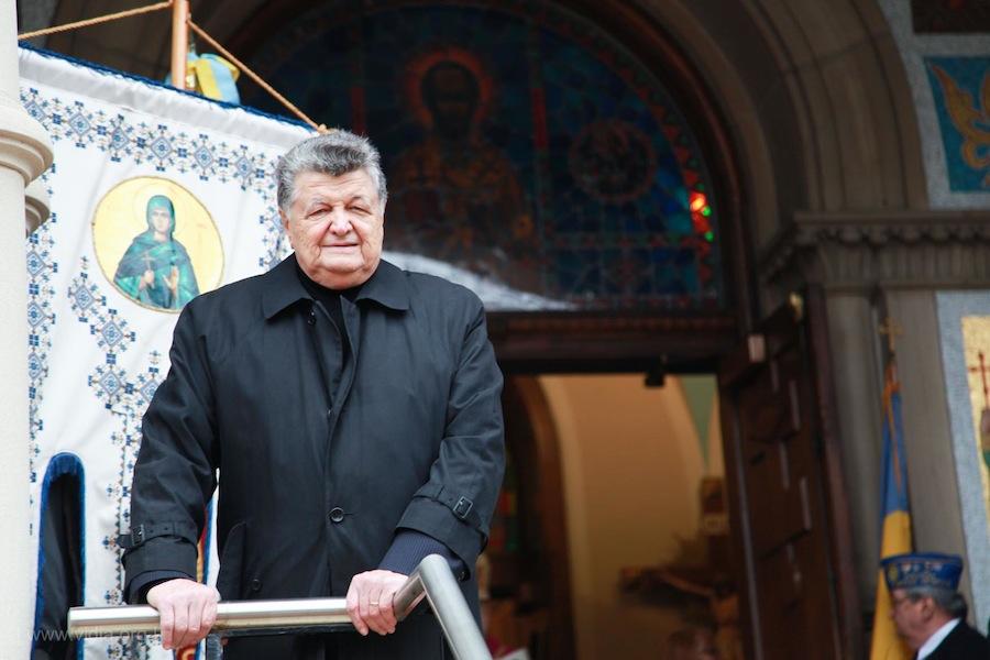 Микола Міщенко, голова Американської фундації Голодомору