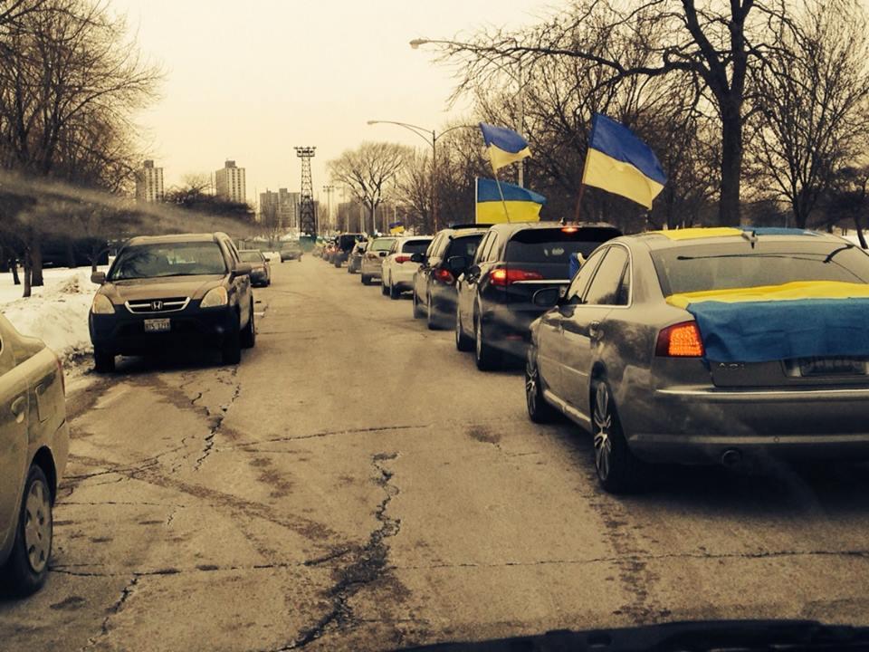 Чикаго. Фото: Olesya Gerasymenko