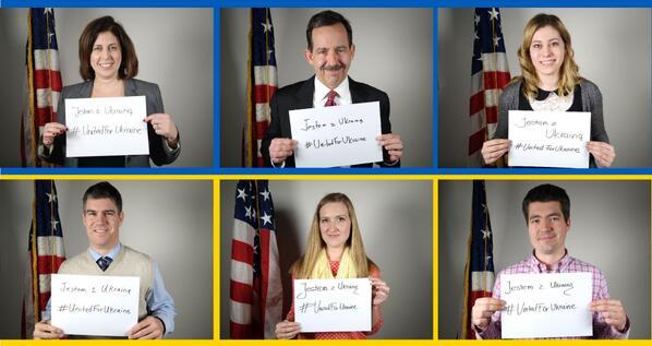 Співробітники Посольства США у Польщі