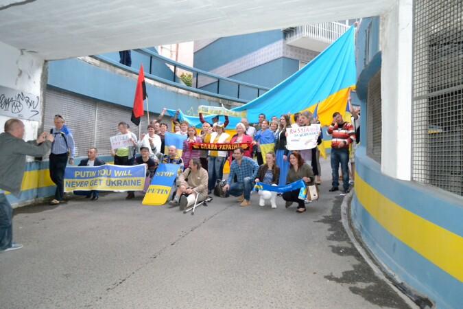 Лісабон. Фото: Спілка українців у Португалії